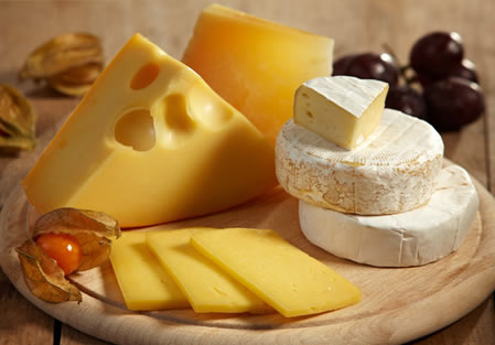 Eat cheese to boost your metabolism