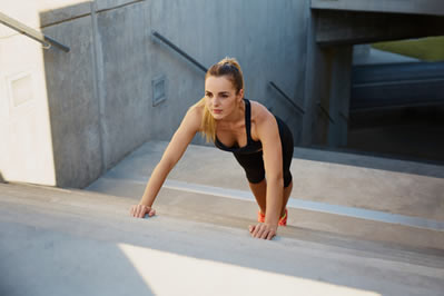 Interval training to boost your metabolism