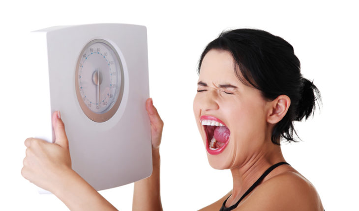 5 reasons why you are not losing weight