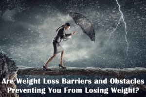How to Solve 13 of the most common weight loss barriers