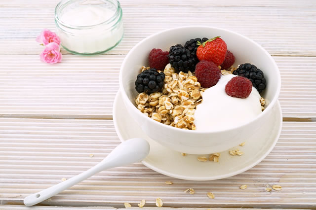 Replace yogurt with Greek yogurt